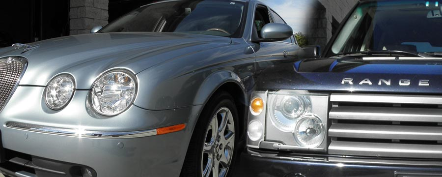 Independent Jaguar and Land Rover Repair